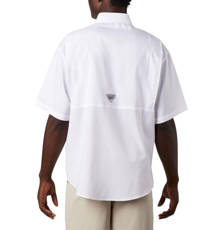 Men's Collegiate PFG Tamiami™ Short Sleeve Shirt - Georgia Men's Collegiate PFG Tamiami™ Short Sleeve Shirt - Georgia, back