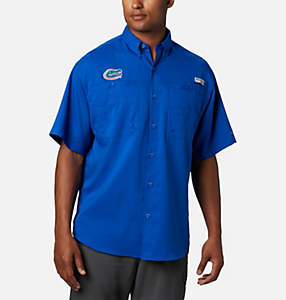 Men's Collegiate PFG Tamiami™ Short Sleeve Shirt - Florida