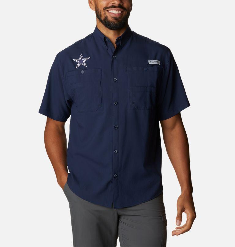 Men's PFG Tamiami™ Short Sleeve Shirt - Dallas Cowboys Men's PFG Tamiami™ Short Sleeve Shirt - Dallas Cowboys, front