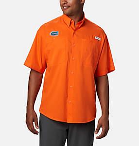 Men's Collegiate PFG Tamiami™ Short Sleeve Shirt - Florida