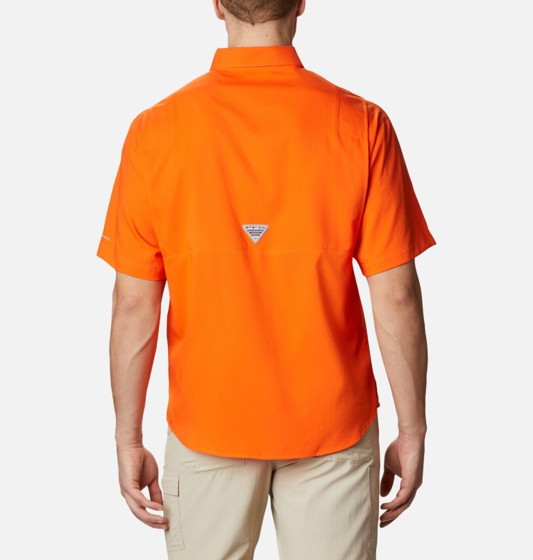 Men's Collegiate PFG Tamiami™ Short Sleeve Shirt - Clemson Men's Collegiate PFG Tamiami™ Short Sleeve Shirt - Clemson, back