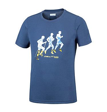 T-Shirt Manches Courtes Vise le Col Homme , front