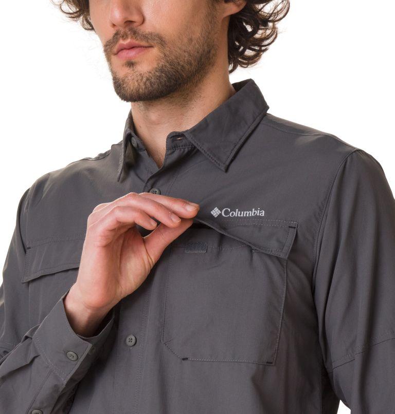 Awe Inspiring Mens Silver Ridge Ii Long Sleeve Shirt Columbia Sportswear Schematic Wiring Diagrams Amerangerunnerswayorg