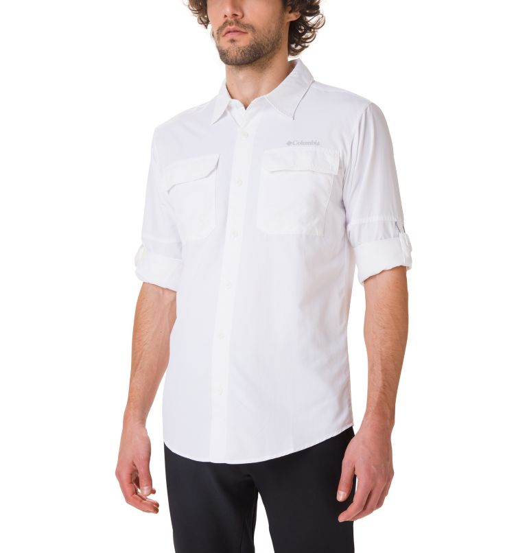 Men's Silver Ridge™ II Long Sleeve Shirt Men's Silver Ridge™ II Long Sleeve Shirt, a1