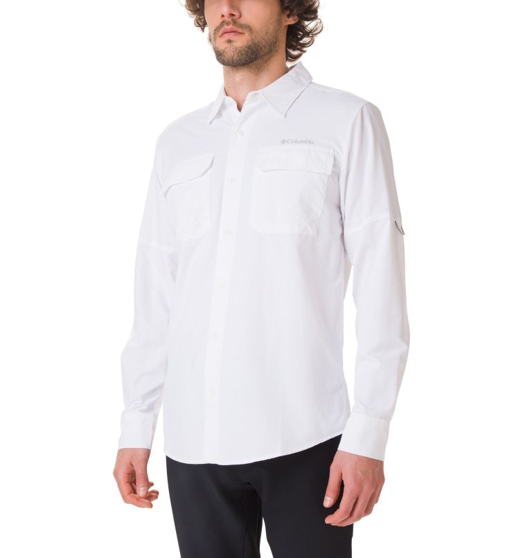 Men's Silver Ridge™ II Long Sleeve Shirt Men's Silver Ridge™ II Long Sleeve Shirt, front