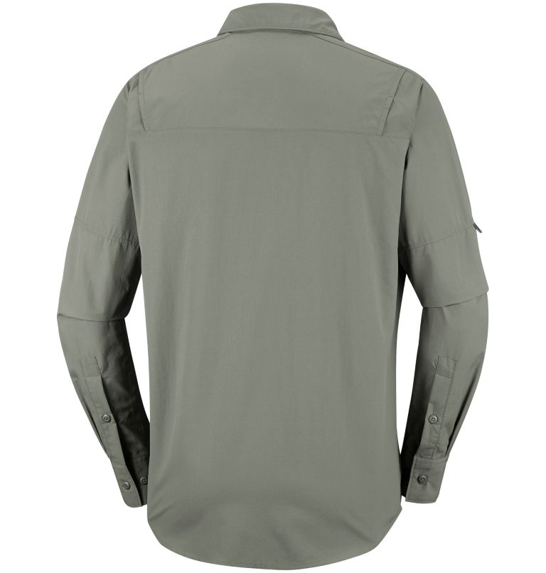 Silver Ridge™ II Langarmhemd für Herren Silver Ridge™ II Langarmhemd für Herren, back