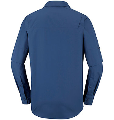 Men's Silver Ridge™ II Long Sleeve Shirt , back