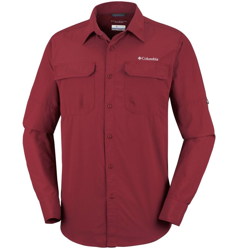 Chemise Manches Longues Silver Ridge™ II Homme Chemise Manches Longues Silver Ridge™ II Homme, front
