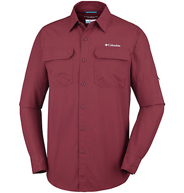 Men's Silver Ridge™ II Long Sleeve Shirt , front