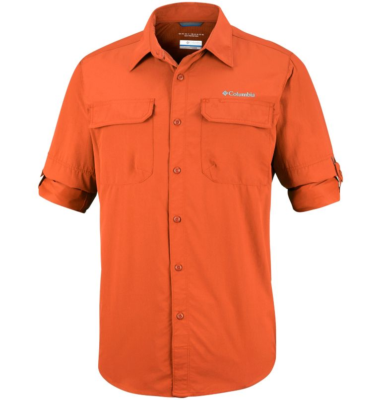 Camisa de manga larga Silver Ridge™II para hombre Camisa de manga larga Silver Ridge™II para hombre, a1