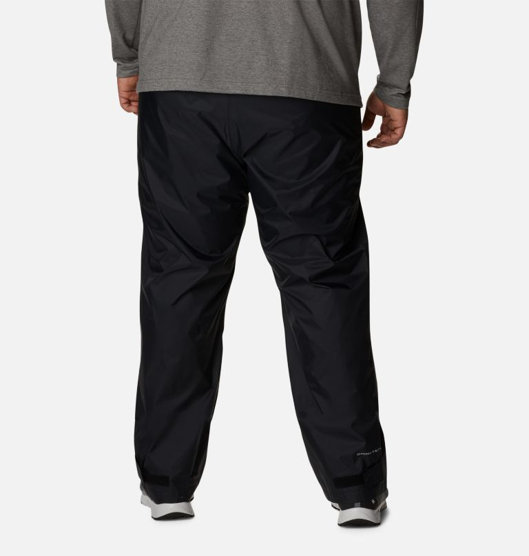 Rebel Roamer™ Pant | 010 | 4X Men's Rebel Roamer™ Rain Pants - Big, Black, back