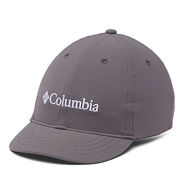 Kids' Adjustable Ball Cap Youth Adjustable Ball Cap | 023 | O/S, City Grey, front