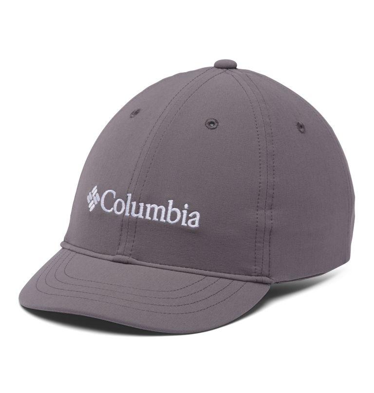 Youth Adjustable Ball Cap | 023 | O/S Casquette de Baseball Réglable Enfant, City Grey, front