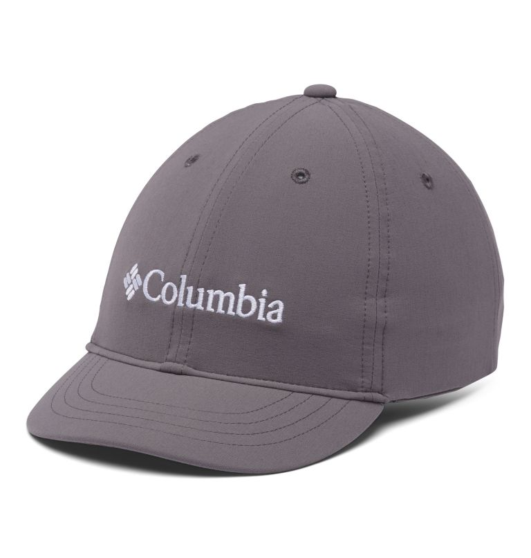Youth Adjustable Ball Cap | 023 | O/S Kids' Adjustable Ball Cap, City Grey, front