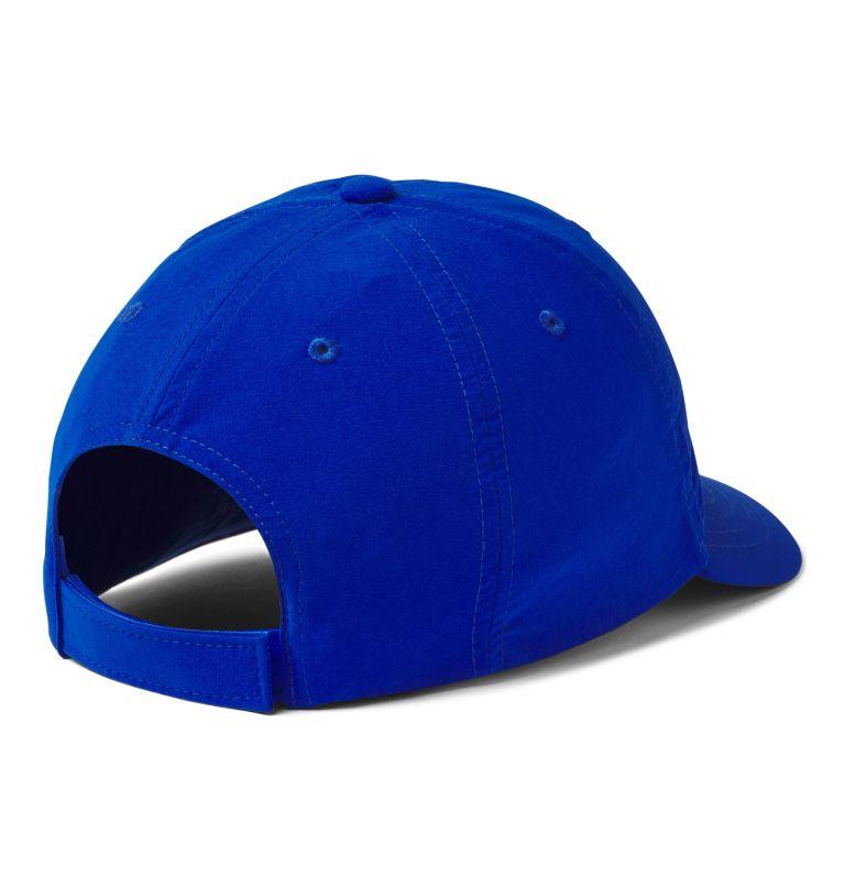 Youth Adjustable Ball Cap | 437 | O/S Kids' Adjustable Ball Cap, Azul, back