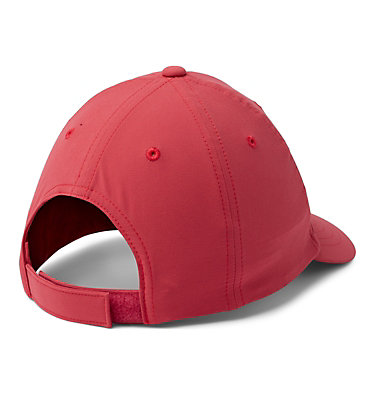 Kids' Adjustable Ball Cap Youth Adjustable Ball Cap | 437 | O/S, Rouge Pink, back