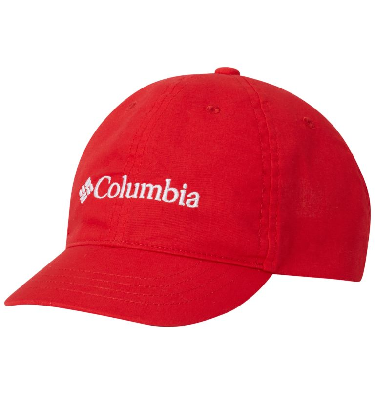 Youth Adjustable Ball Cap | 691 | O/S Casquette de Baseball Réglable Enfant, Bright Red, front