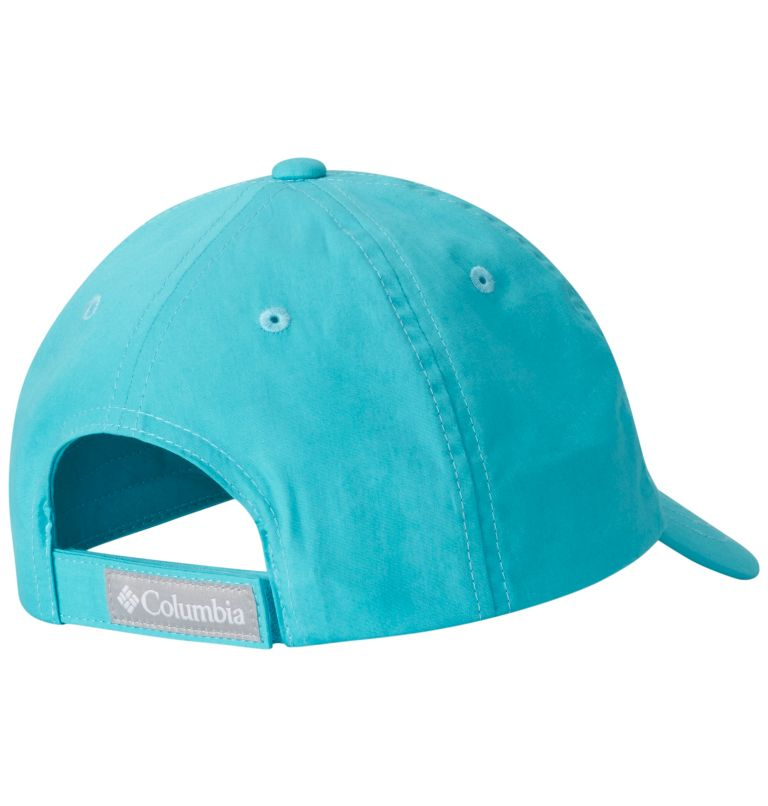 Youth Adjustable Ball Cap | 732 | O/S Casquette réglable Junior, Geyser, back