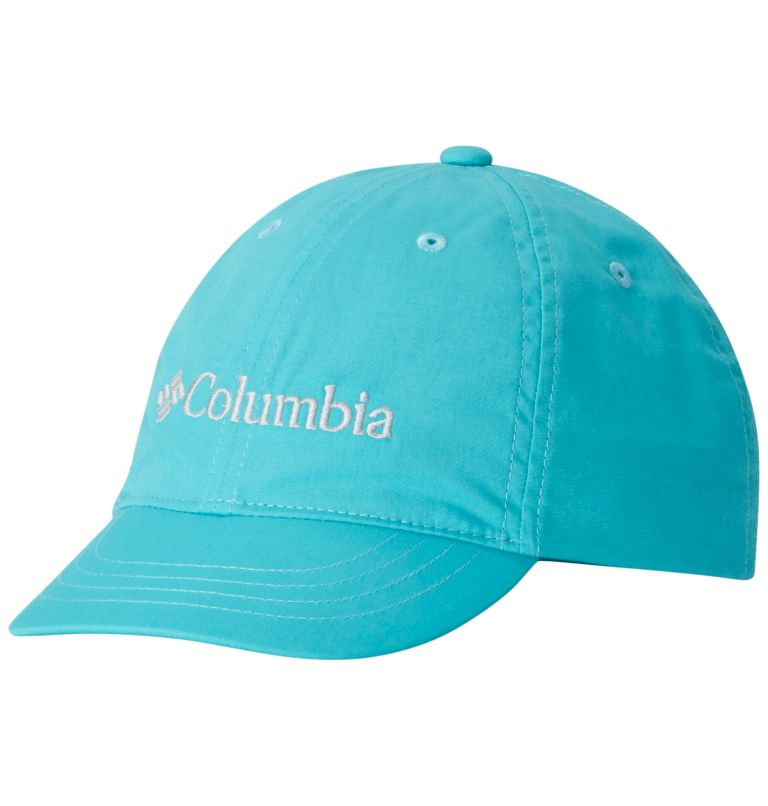 Youth Adjustable Ball Cap | 732 | O/S Casquette réglable Junior, Geyser, front